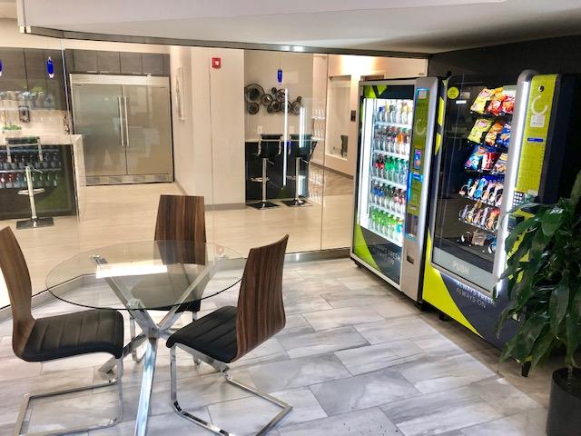 Vending Stations
