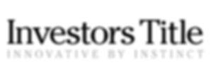 Investors Title Insurance