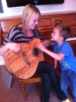 Individual Music Therapy Sessions