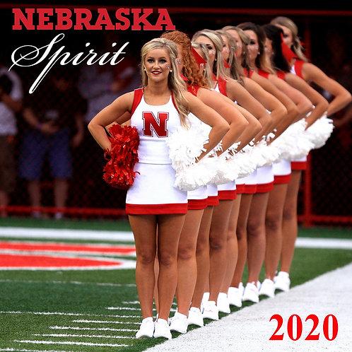 2020 Nebraska Spirit Calendar