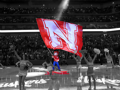 Basketball Flag