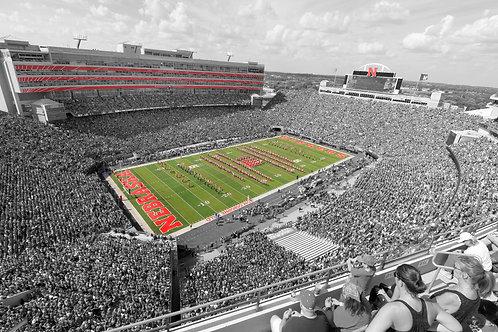 Stadium Angle