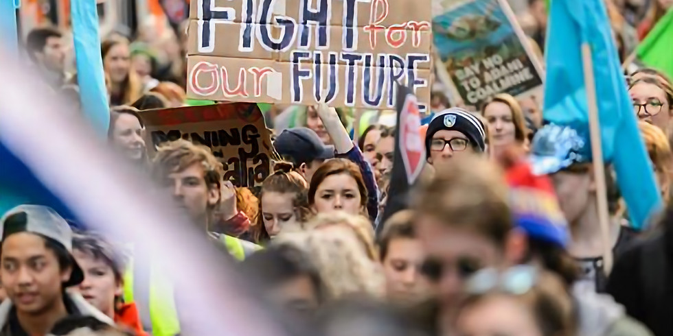 Global Climate Strike Gippslanders travelling to Melbourne Event