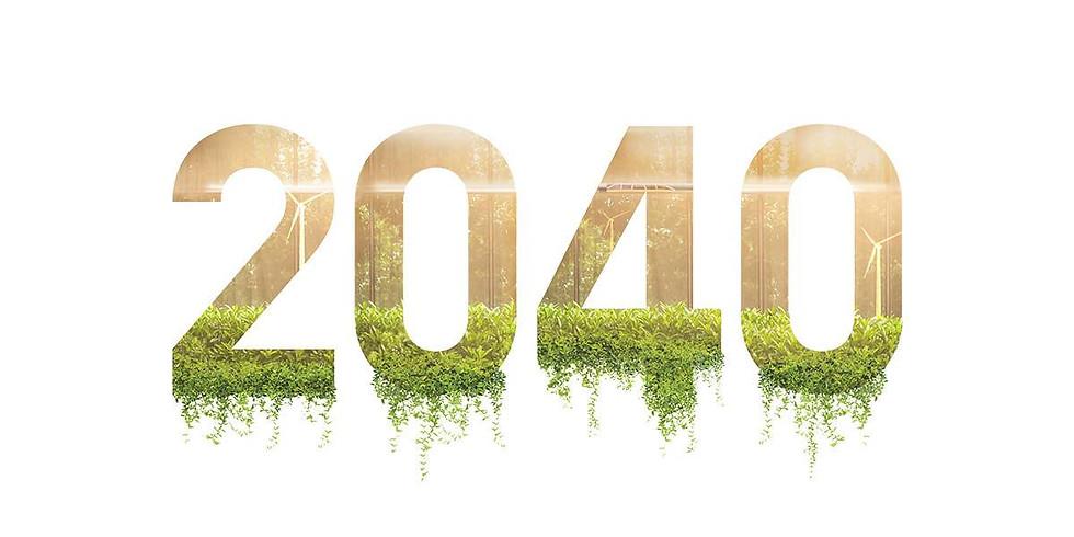 What's your 2040? Community conversation