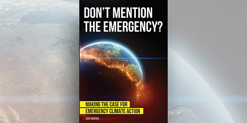 Don't Mention the Emergency?