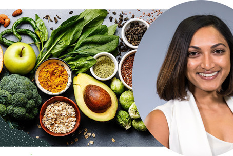 The Mediterranean Diet and You