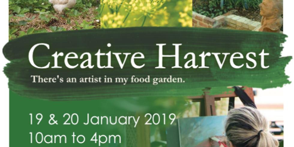 Creative Harvest 2019