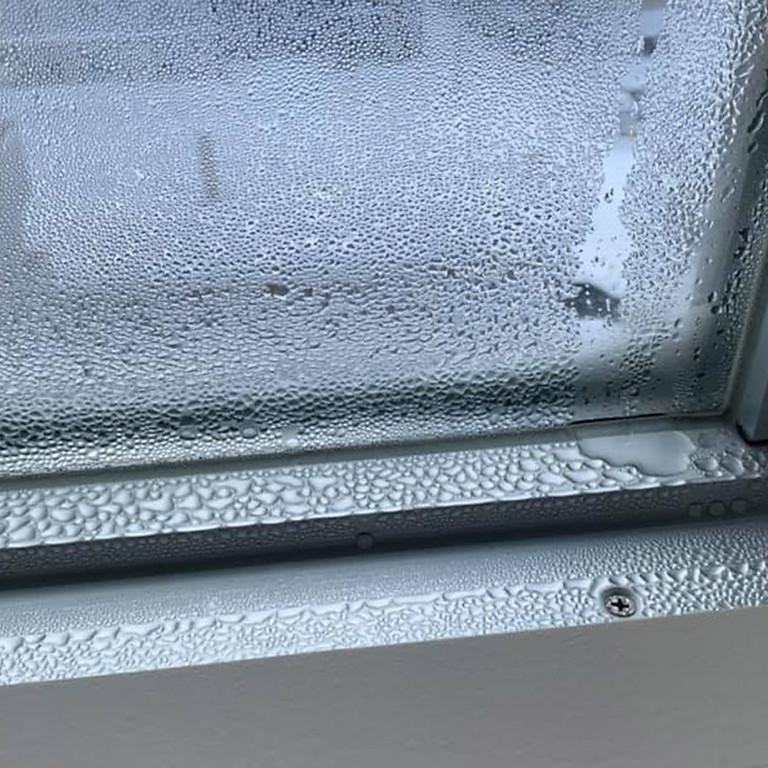 Condensation and improving windows