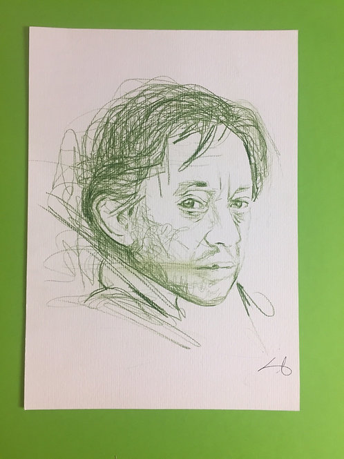 Gainsbourg  green