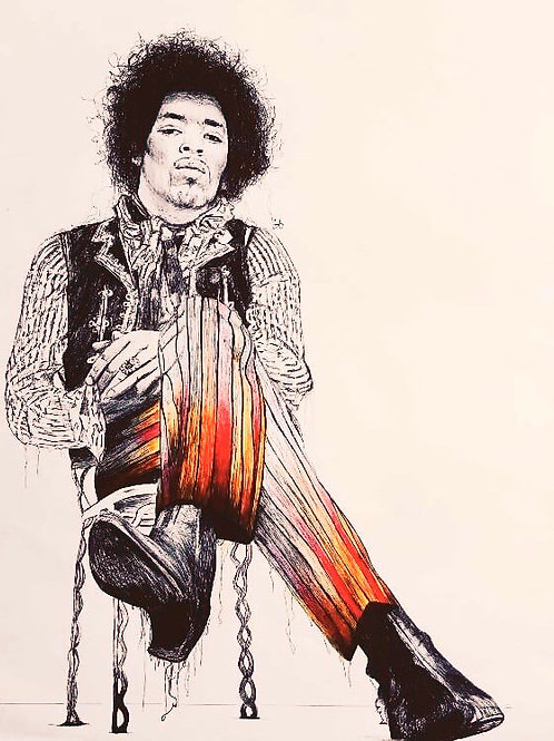 Hendrix colors