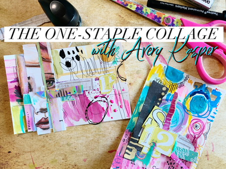The One-Staple Collage