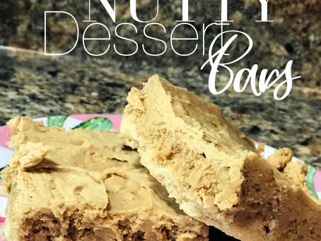 Recipe | Keto-Friendly, Low Carb Nutty Dessert Bars