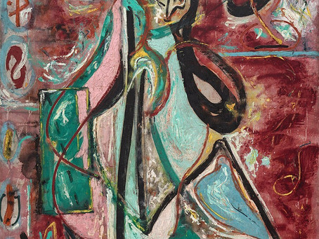 Comparing Pollock and de Kooning: The Role of Duplication in the New York School