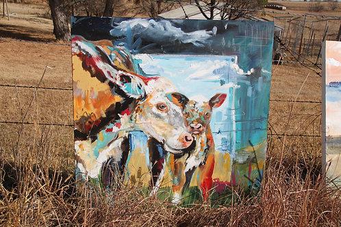 Mother. Nature. - Original Painting
