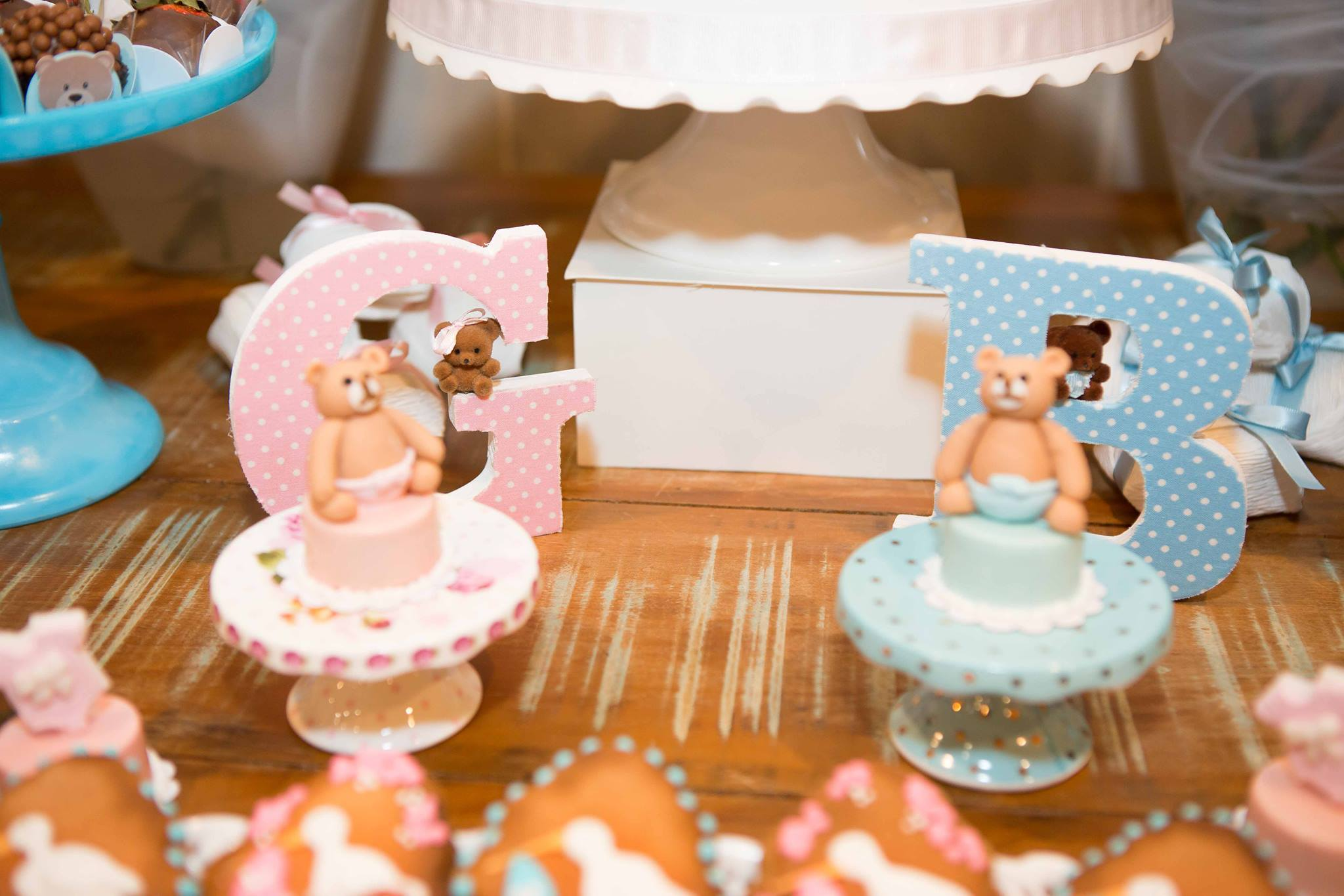 Gender Reveal Shower