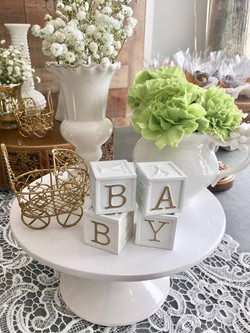 A Girl's Baby Shower