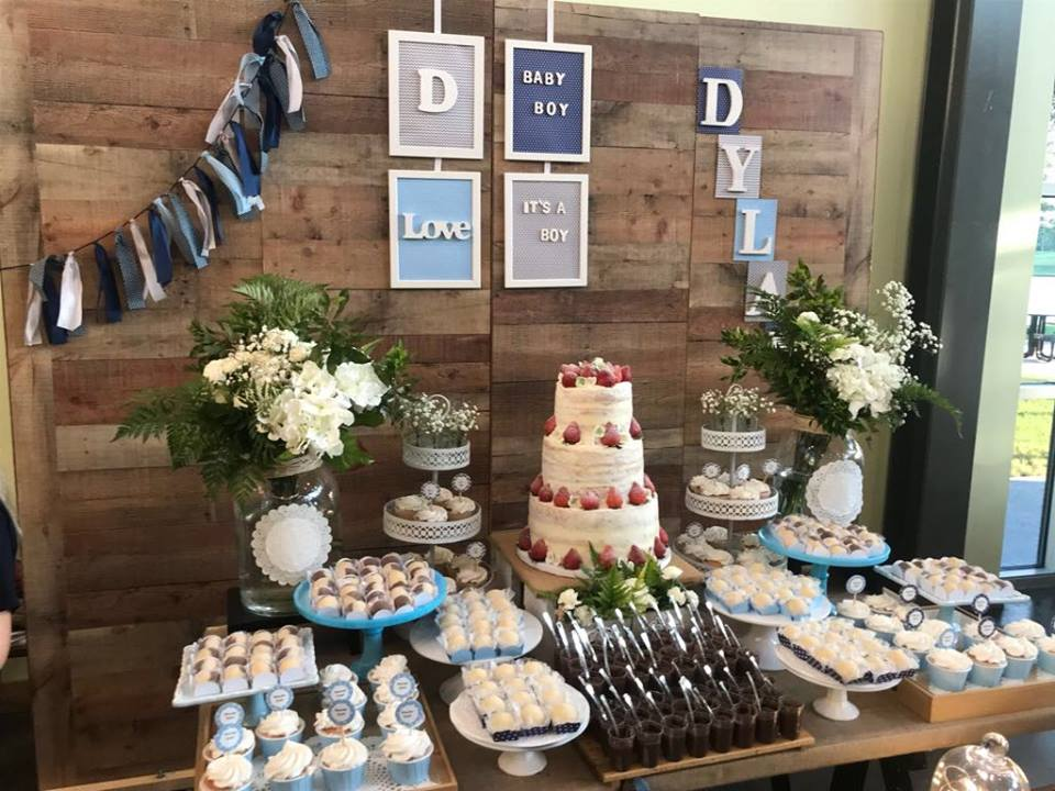 Dylan's Baby Shower