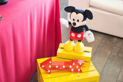 Mickey - 2 years old party