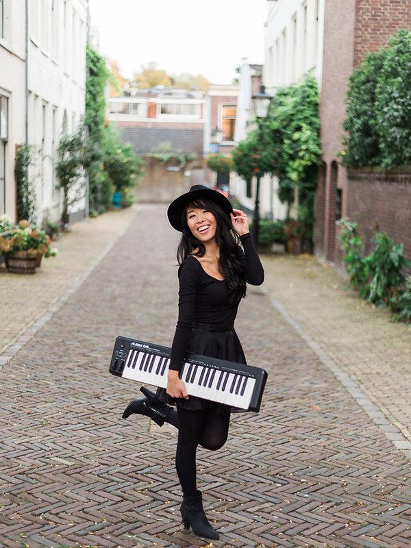 Rio Watanabe - piano