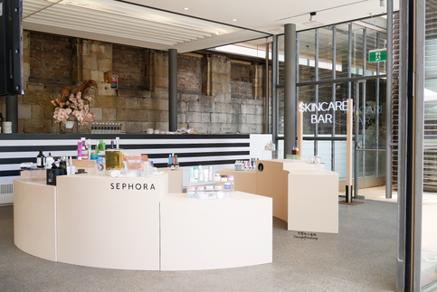 Sephora Showcase S/S 2018
