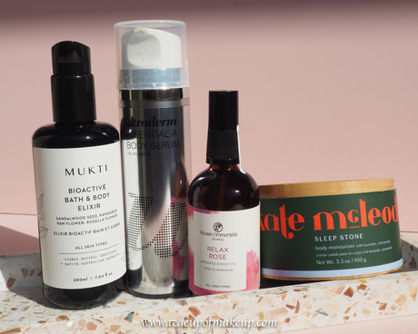Top 4 Unusual Body Products to Try