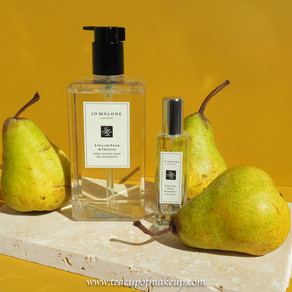 Jo Malone London limited-edition English Pear & Freesia collection