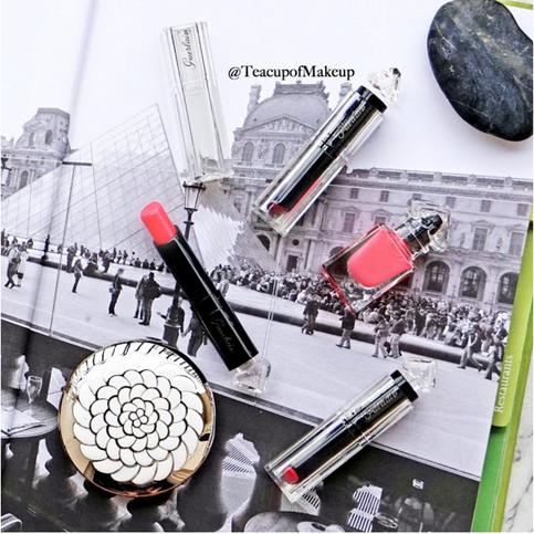 Guerlain La Petite Robe Noire Lipsticks & Swatches