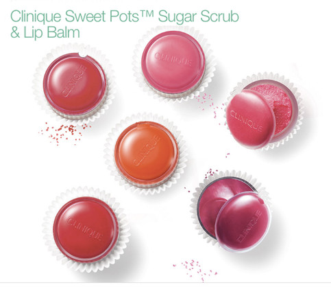 Clinique Sweet Pots 2 in 1 Balm & Scrub