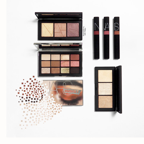 WANTED: NARS Spring '18 collection