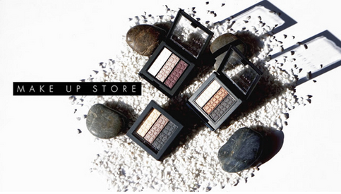 Product Photography for the MakeupStore Australia