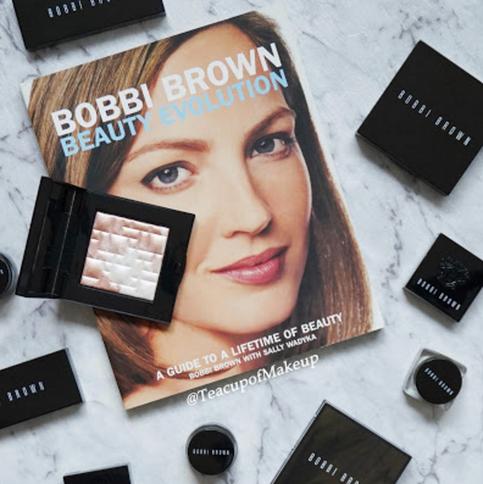 """Bobbi Brown's Highlighting Powder in """"Pink Glow"""""""