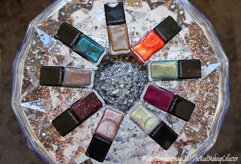 A Review of Illamasqua Nail Polishes - Simply Divine and I want more, more, more, more, more....