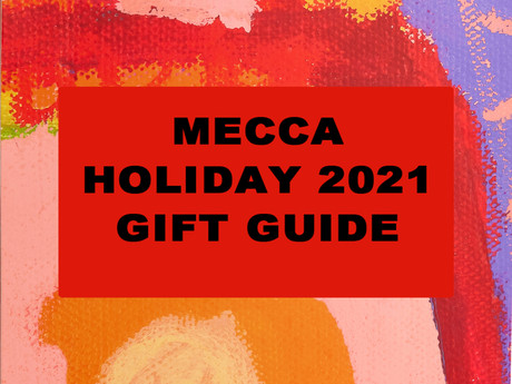 MECCA 2021 Holiday Guide