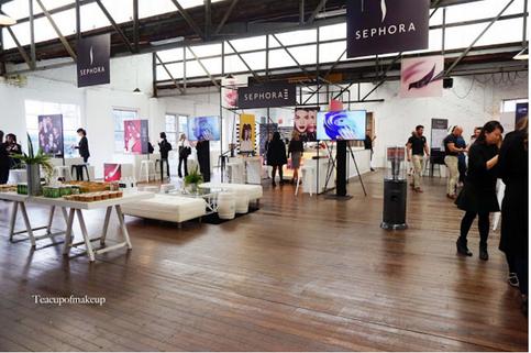 Sephora Exclusive Brands Showcase 2016 Part 1