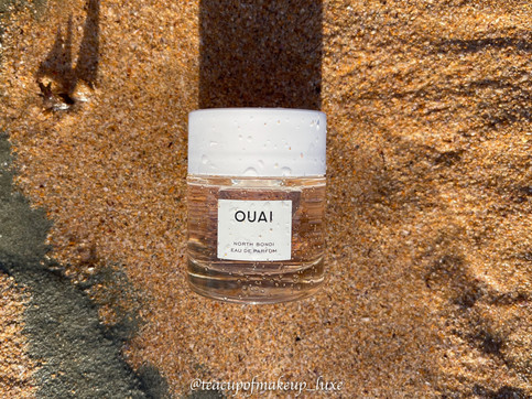 OUAI North Bondi The Perfect Beach Holiday Scent