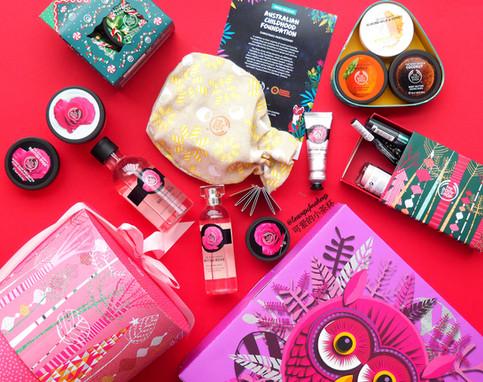 An Enchanting Body Shop Christmas