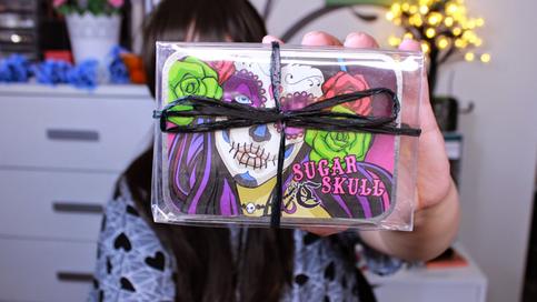 Concrete Minerals Cosmetics - Sugar Skull & Zombie Girl Kits