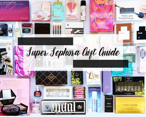 Super Sephora Gift Guide | 我推荐从Sephora买的礼品