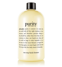 purity cleanser