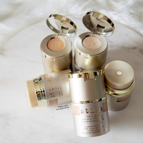 Tried & Tested: Stila Stay All Day Foundation & Concealer