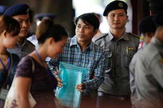 RESPONSE ON TWO DETAINED REUTERS JOURNALIST IN MYANMAR