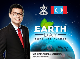 EARTH DAY - SAVE THE PLANET