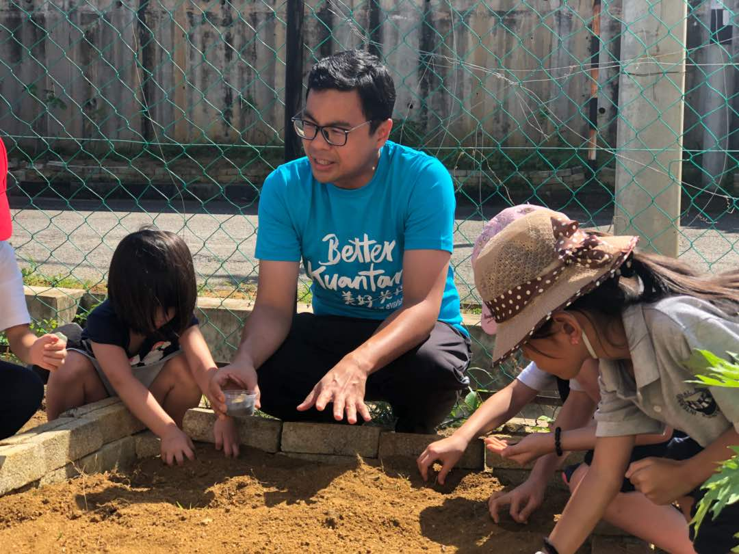 Kebun Komuniti Semambu