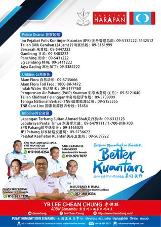 Public Directory (Kuantan, Pahang)