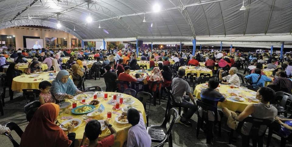 Majlis Makan Malam Pakatan Harapan