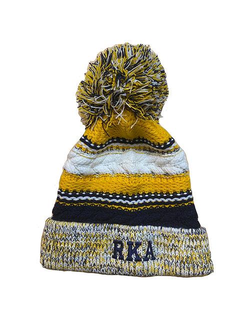 RKA Pom Pom Hat
