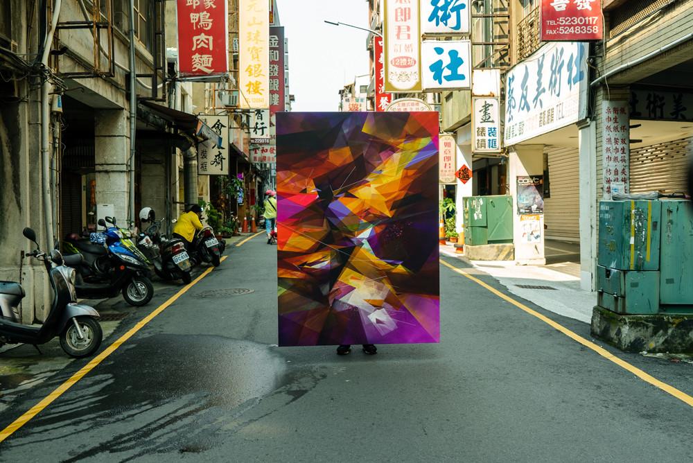 The-Golden-Dragon_s-Tail-200-140cm-acryl