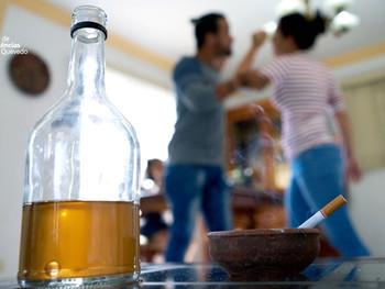 Perda Conjugal e Risco de Transtorno por Uso de Álcool