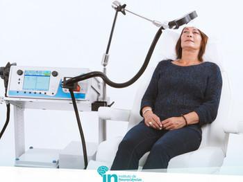 Estimulação Magnética Transcraniana (EMT) para tratar Depressão Resistente