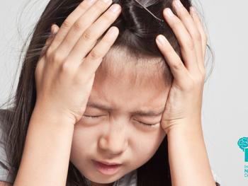 Você sabia que alguns sintomas podem mostrar que a criança terá enxaqueca no futuro?